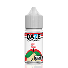 7 DAZE - REDS SALT SERIES - ORIGINAL APPLE - 30mL